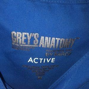 Grey's Anatomy Other - Grey's Anatomy Scrub Top